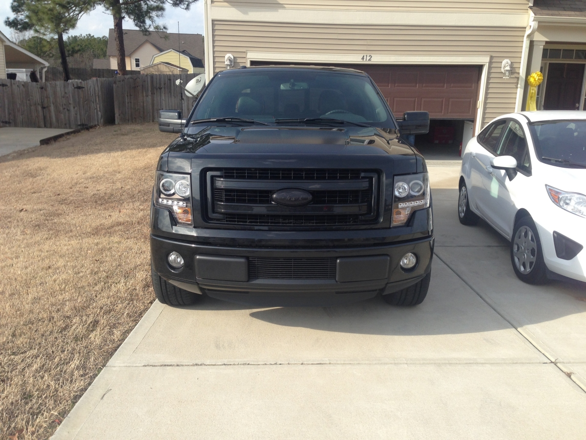 Let S See Those Black F150 S Page 229 Ford F150 Forum